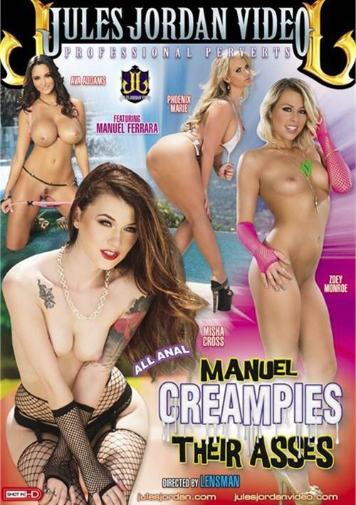 Manuel Creampies Their Asses – Jules Jordan