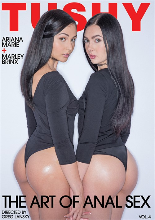 The Art Of Anal Sex #4 – Tushy