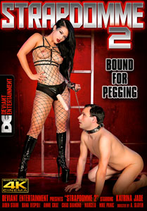 Strapdomme #2: Bound For Pegging – Deviant Entertainment