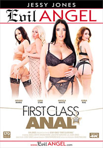 First Class Anal – Evil Angel