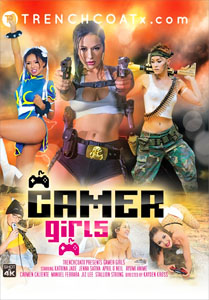 Gamer Girls – TRENCHCOATx