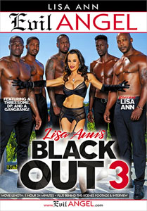 Lisa Ann's Black Out #3 – Evil Angel