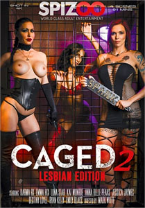 Caged #2: Lesbian Edition – Spizoo