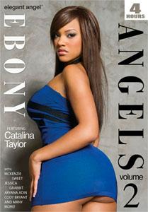 Ebony Angels #2 – Elegant Angel