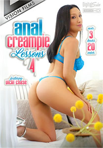 Anal Creampie Lessons #4 – Vision Films