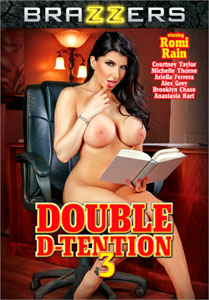 Double D-Tention #3 – Brazzers