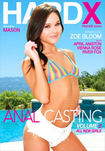 Anal Casting #2 – Hard X