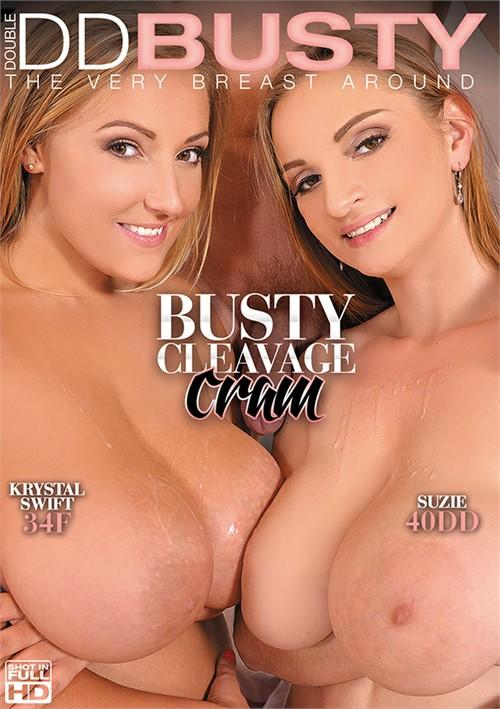 Busty Cleavage Cram (DD Busty)
