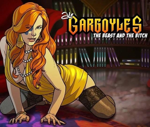 Khronos Gargoyles The Beast And The Bitch 1 02