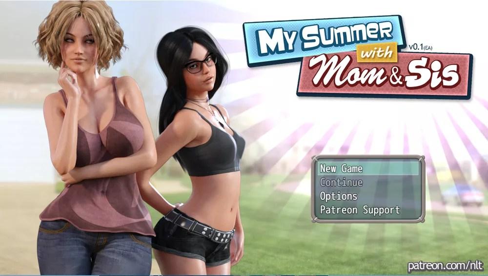 My Summer with Mom \u0026 Sis - Version 0.84 - Update - PornPlayBB