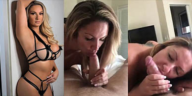 NEW PORN: Swedish Bella Blowjob Nude Onlyfans Leaked!