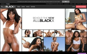 AllBlackX - Best Premium Black Porn Sites