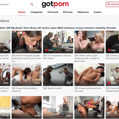 Gotporn - Best Free Porn Sites