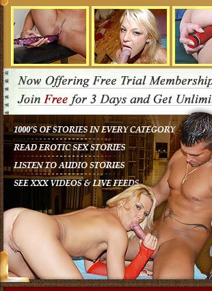 Free Porn Stories Trial Membership