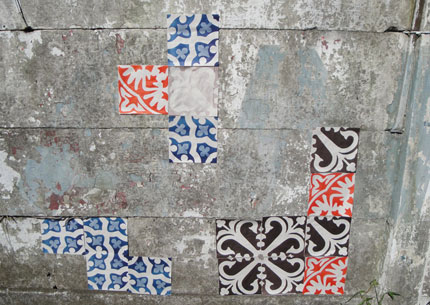 Azulejo de Papel - Curitiba, PR