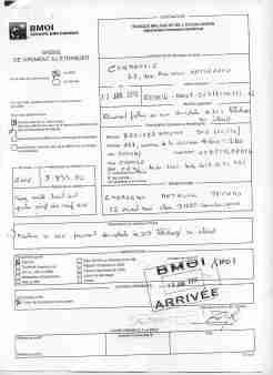 RANARISON Tsilavo a signé les ordres de virement 2010 13 - En 2010, RANARISON Tsilavo a signé TOUS les ordres de virements bancaires de CONNECTIC Madagascar  vers EMERGENT