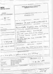 RANARISON Tsilavo a signé les ordres de virement 2010 23 - En 2010, RANARISON Tsilavo a signé TOUS les ordres de virements bancaires de CONNECTIC Madagascar  vers EMERGENT