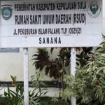 Dirut RSUD Kepulauan Sula Diduga Hindari Wartawan