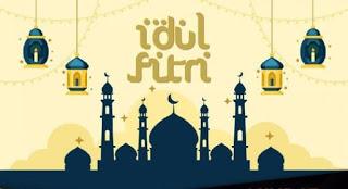 Muhammadyah Tetapkan Lebaran Idul Fitri 1 Syawal 1441 H Jatuh Pada