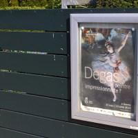 """""""Degas, un peintre impressionniste ?""""  à Giverny, jusqu'au 19 juillet 2015"""