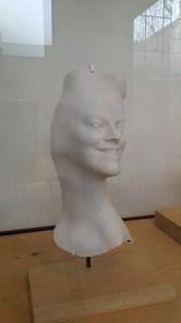 visage en porcelaine, Bourdelle- Musée Bourdelle