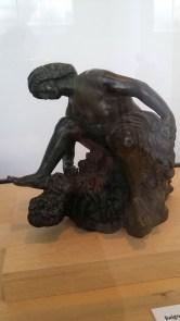 Baigneuse accroupie, Bourdelle- Musée Bourdelle