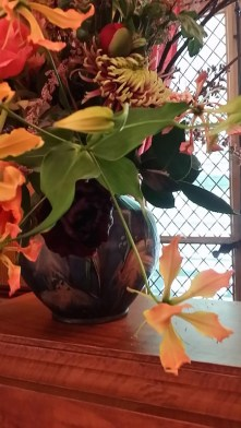 Bouquet du fleuriste Debeaulieu, au Musée de la Vie Romantique, 26 avril2017