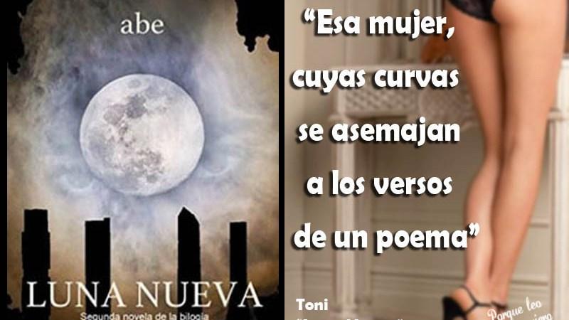 Luna Nueva de Aurelio González. Reseña