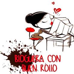 """Estoy Nominada al Premio """"Bloguera con buen rollo"""""""