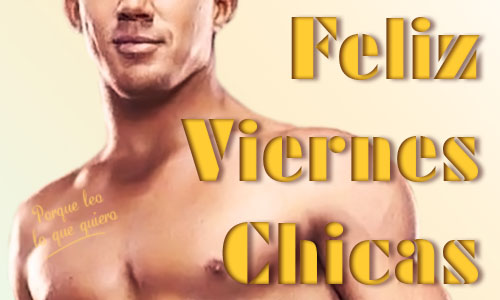 Feliz Viernes con Channing Tatum 2018
