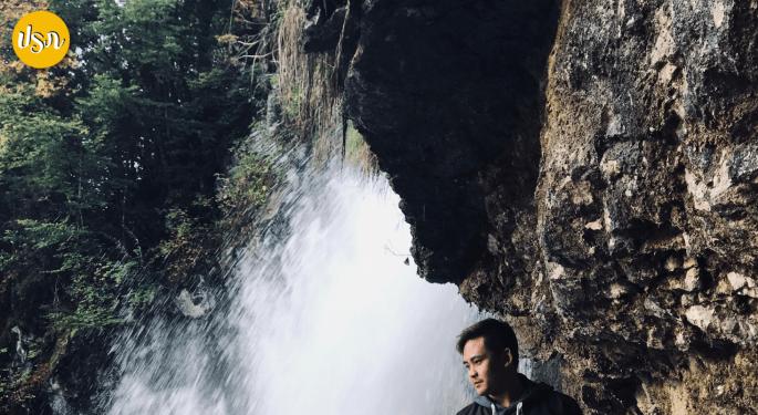 Unseen Switzerland: รีวิว Giessbach Waterfalls