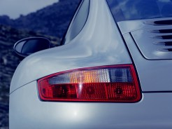 Porsche 997 911 Carrera C4S wallpaper Rear light