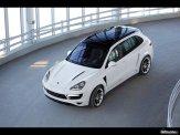 2011 TopCar Porsche Cayenne Vantage GTR-2 Front Angle Top 1280x960