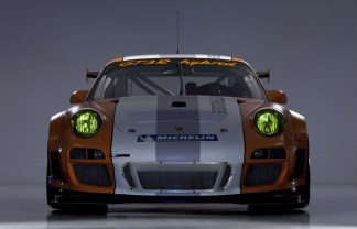 2011 Porsche 911 GT3 R Hybrid 2.0 Front view