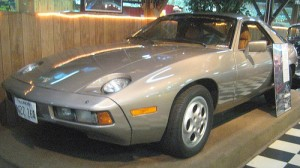 Tom Cruise Porsche 928 from Risky Business