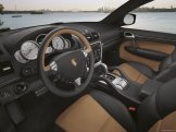 Porsche Cayenne Turbo S 2009 1600x1200 wallpaper Interior