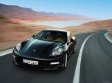 Porsche Panamera 2010 1600x1200 wallpaper Front view