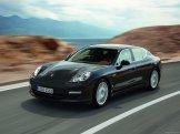 Porsche Panamera 2010 1600x1200 wallpaper Side angle view