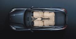 Aqua Blue Metallic Porsche Panamera 4S 2011 wallpaper Top view