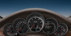Porsche Panamera S 2011 3000x1560 wallpaper Interior Dashboard