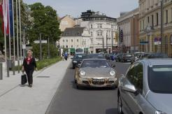 Slowest Porsche Ferdinand GT3 RS on street