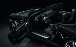 2011 Black Porsche 911 Black Edition Wallpaper Interior