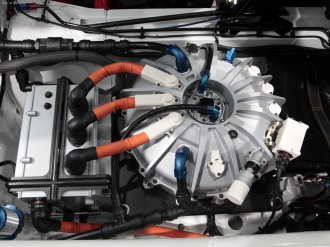 2011 Orange Porsche 911 GT3 R Hybrid Wallpaper Technical