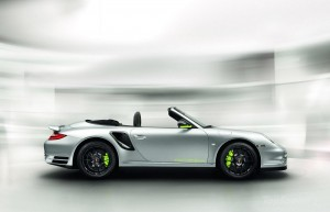 2011 Porsche 911 Turbo edition 918 spyder