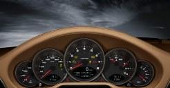 2011 Silver Porsche 911 Carrera Wallpaper Interior Dashboard