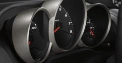 2011 Carrara White Porsche Boxster Spyder wallpaper Interior Dashboard