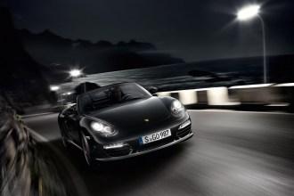 2011 Porsche Boxster S Black Edition Front view