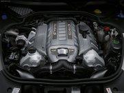 2012 Porsche Panamera Turbo S Wallaper Engine