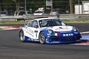 2011 Blancpain Endurance Series Monza Paolo Rubeti Porsche Gt3 R AutOrlando-Sport