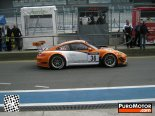 Porsche 911 GT3 R Hybrid 2_0 test Side view